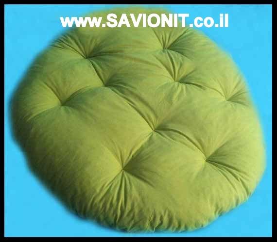 מזרן פוטון עגול - צבע ירוק