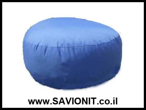הדום ישיבה בצבע כחול