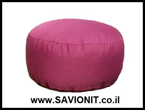הדום ישיבה בצבע סגול