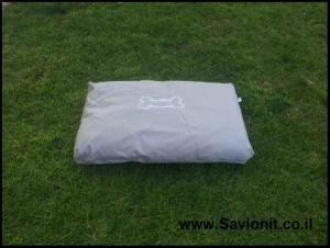 מיטה לכלב - מזרן מלבני אוף וואיט